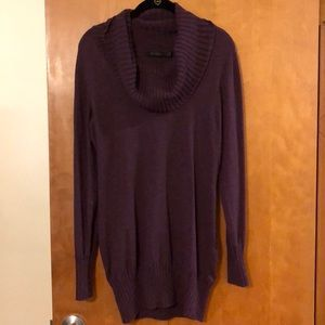 Tunic sweater from The Limited